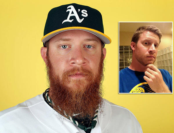 Sean Doolittle :: Christian Petersen/Getty Images