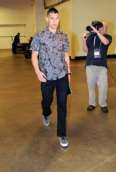Jeremy Lin :: Getty Images