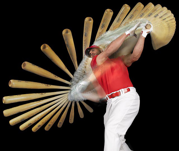 Albert Pujols :: Howard Schatz/SI