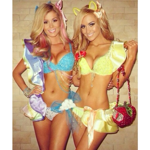 Sheridyn Fisher and Ellie Gonsalves :: @sheridynfisher