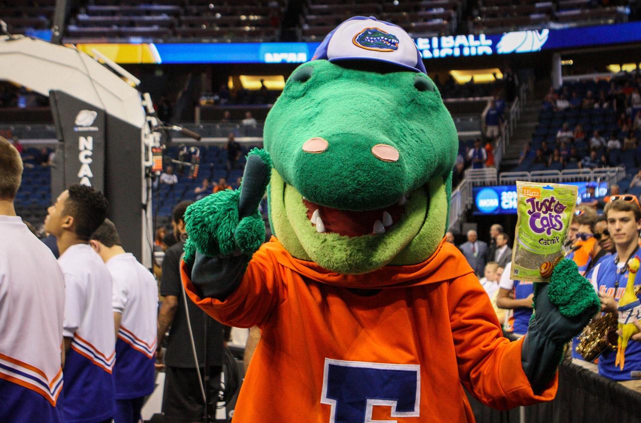 Al Gator (Joshua C. Cruey/Orlando Sentinel/MCT via Getty Images)