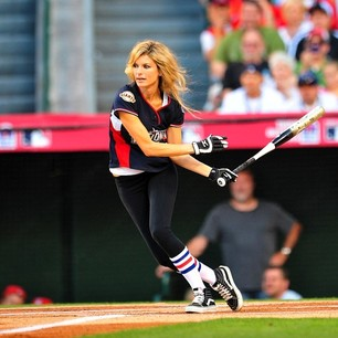 marisamiller It's @mlb opening week! #tbt to when I played in the All Star game, home run! ;-P