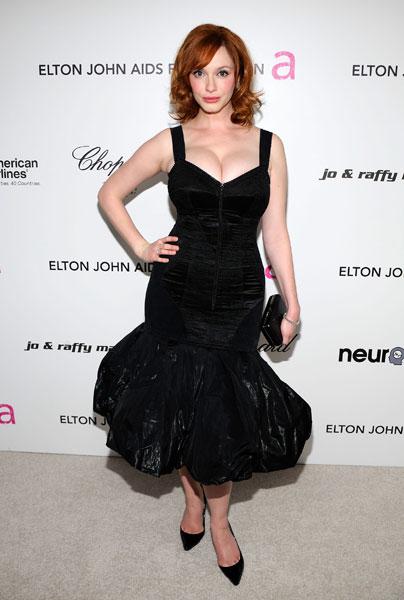 Christina Hendricks :: Getty Images