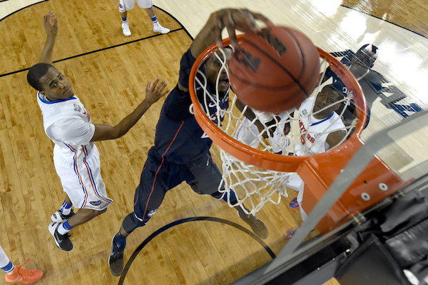Yeah, we're talking about you, DeAndre Daniels   (Getty Images)