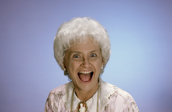 Estelle Getty :: Getty Images