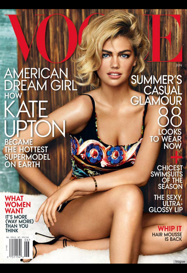 Vogue (US), June 2013