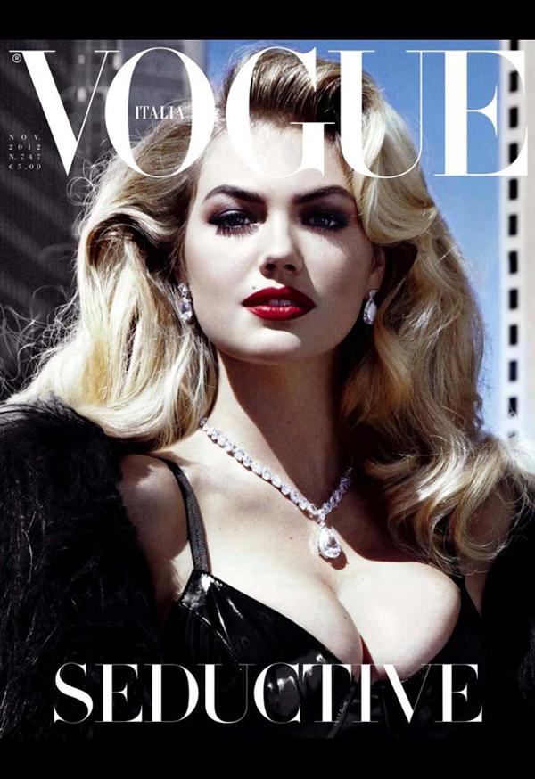 Vogue Italia, November 2012