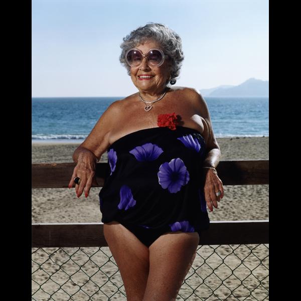 Floridian Ruth Alpern: 1940s pinup, 2014 supercougar