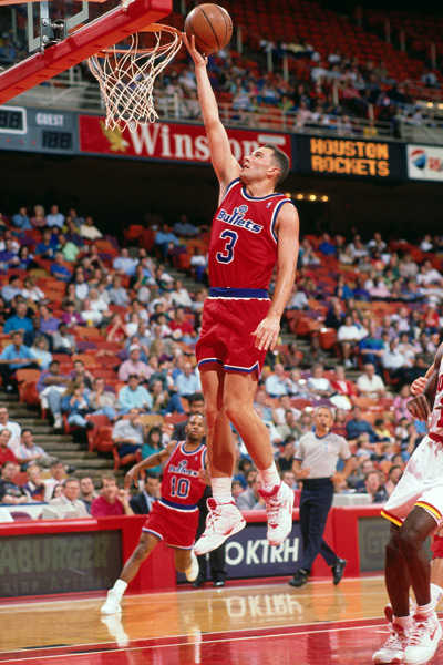 Rex Chapman (1993) :: Bill Baptist/NBAE via Getty Images