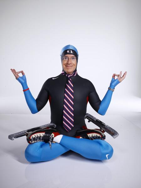 Stephen Colbert :: Michael O'Neill/SI
