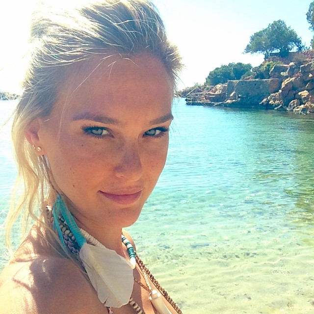 @barrefaeli: Tough life. Hard work. Ugh.