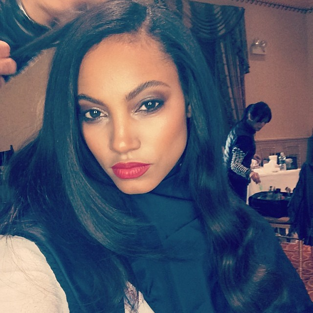 @1arielmeredith: Happy Birthday @tyron111 you rocked out my makeup, as always!!! Have a wonderful BIRTHDAY!! Xoxo