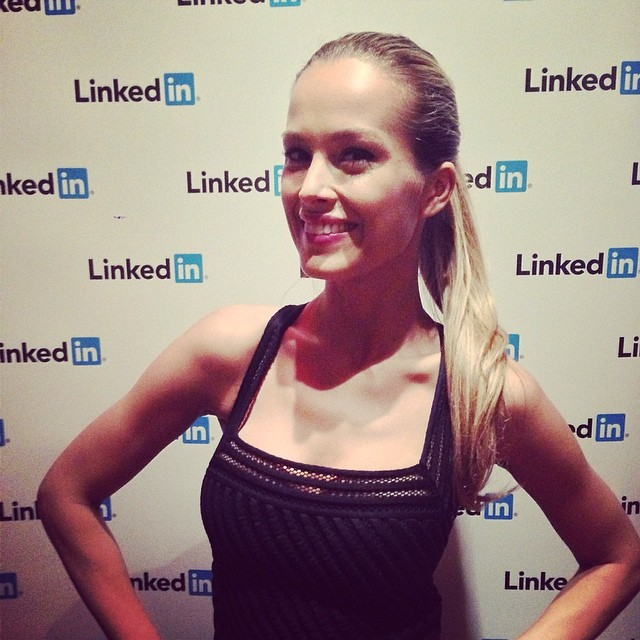 @pnemcova: Loved speaking about my professional brand and lessons learned. @LinkedInand had fun sprucing up my profile too! #InDiscussion