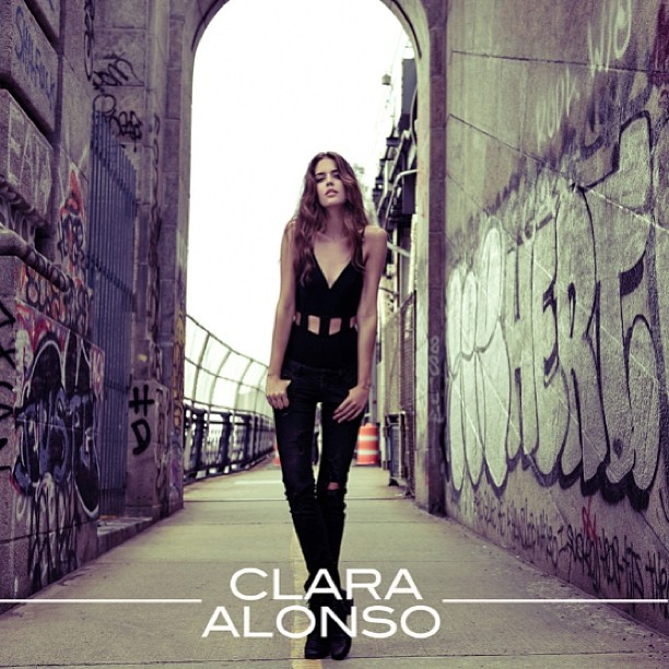 Clara Alonso :: @claraalonsonet/Instagram