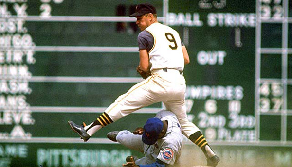 Bill Mazeroski :: Neil Leifer/SI
