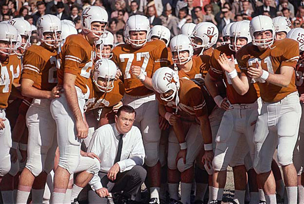 Darrell Royal :: Neil Leifer/SI