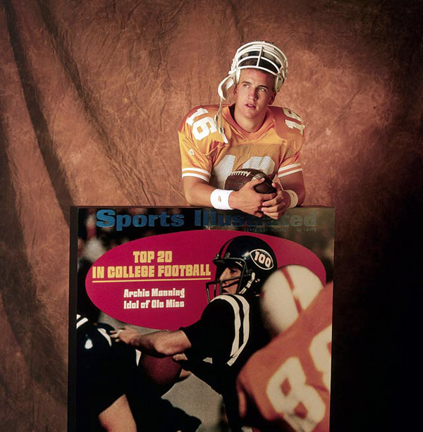 Peyton Manning :: Bill Frakes/SI