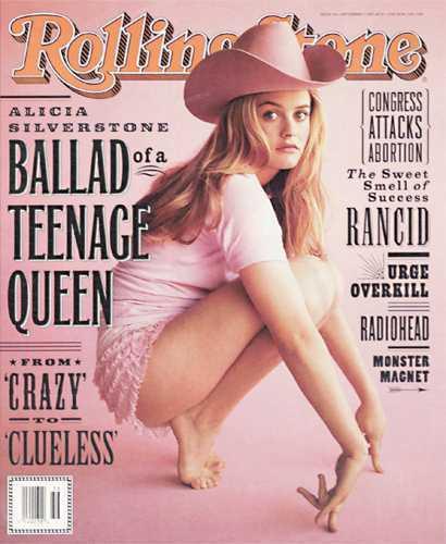 Alicia Silverstone :: Courtesy of Rolling Stone