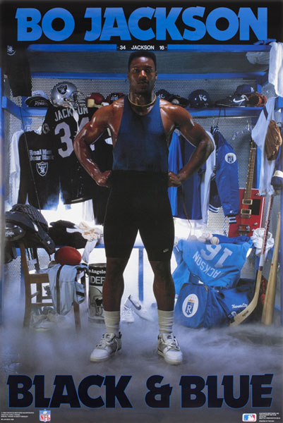 Bo Jackson :: Courtesy of the Costacos Brothers