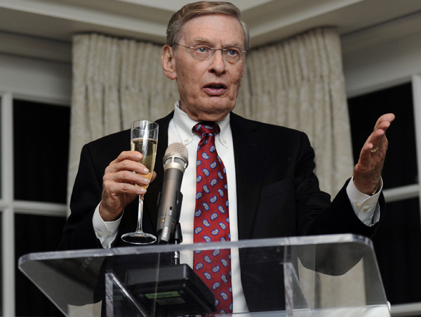 five realistic candidates to succeed bud selig as mlb s commissioner