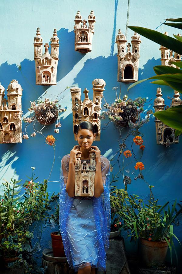 Alexander Neumann for Harper's Bazaar Russia, June 2014