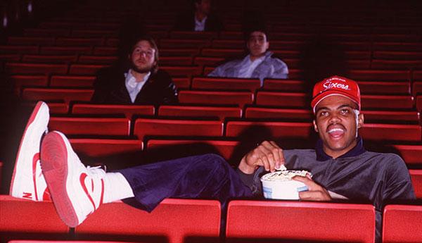Charles Barkley, 1986 :: Manny Millan/SI