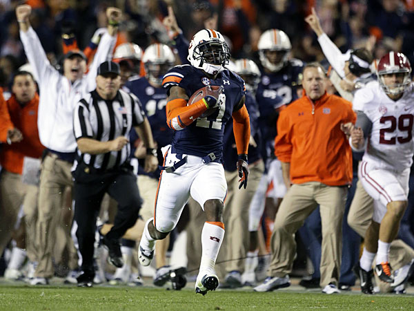 The Iron Bowl Kick-Six was the most memorable moment of last season. What will define 2014?