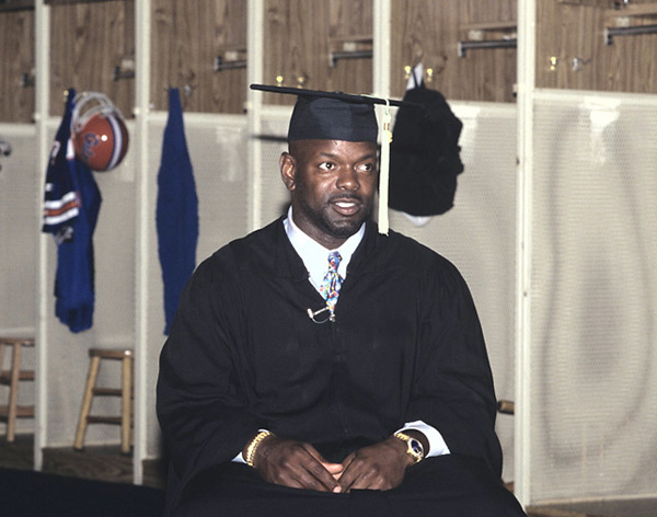Emmitt Smith, Florida, 1996 :: Getty Images
