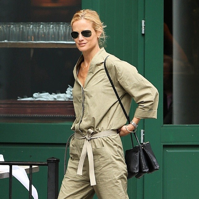 @carolynmurphy thought she was having a private lunch; found out otherwise