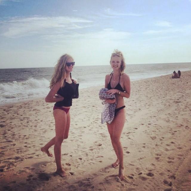 Valerie van der Graaf @valerievdgraaf discovers the bizarre world that are the Hamptons