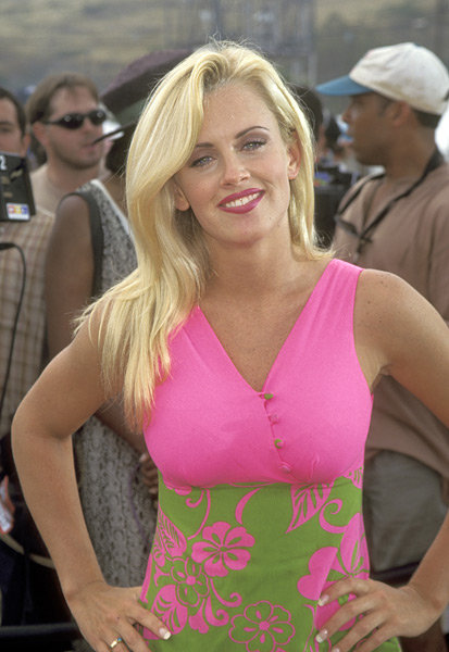 Jenny McCarthy :: Getty Images