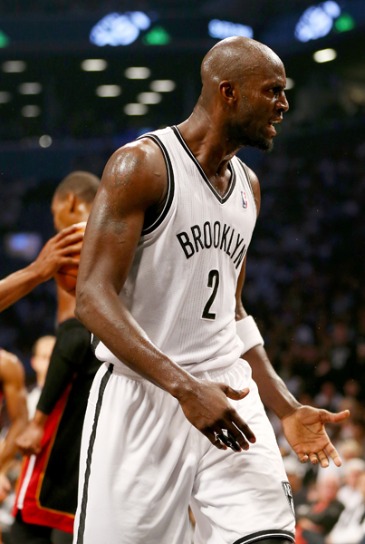 Kevin Garnett :: Getty Images