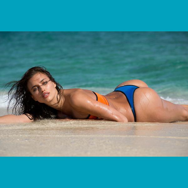 Irina Shayk in Madagascar, Swimsuit 2014 :: Derek Kettela/SI