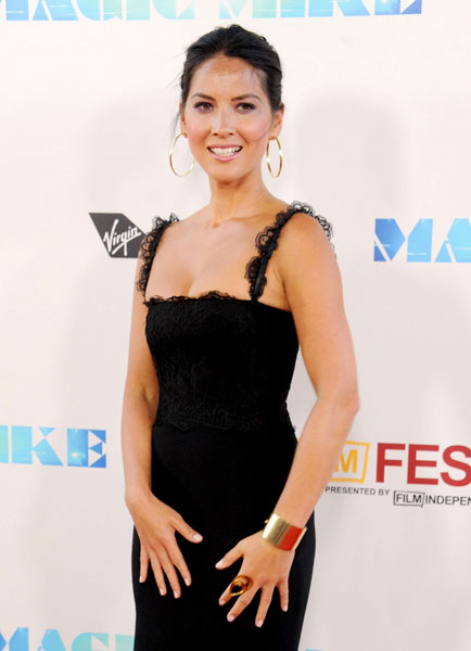 Olivia Munn :: Getty Images