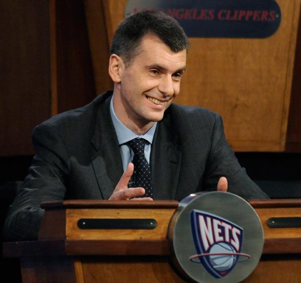 Mikhail Prokhorov, 2010 :: AP