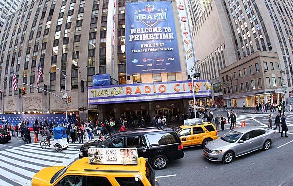 Radio City Music Hall :: Seth Wenig/AP