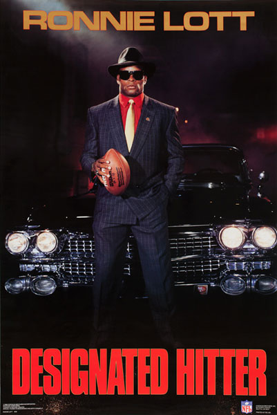 Ronnie Lott :: Courtesy of the Costacos Brothers