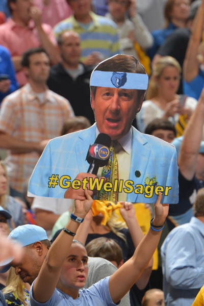 Craig Sager :: Getty Images