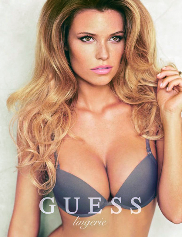 Samantha Hoopes for GUESS