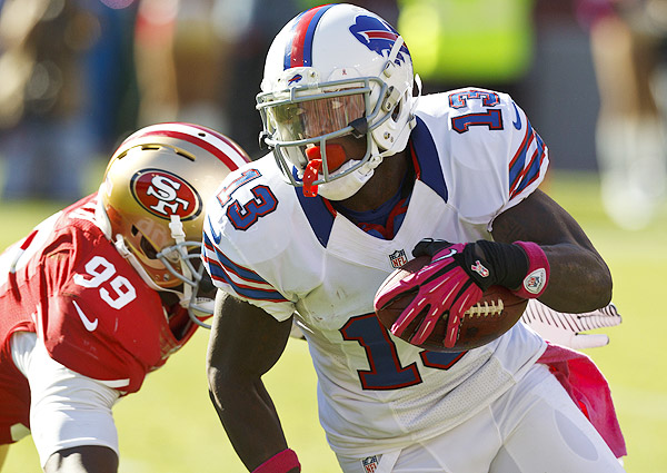 6b522136 Stevie Johnson traded from Bills to 49ers for conditional 2015 NFL ...