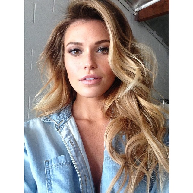 @samanthahoopes_: Love a good hair day #tbt