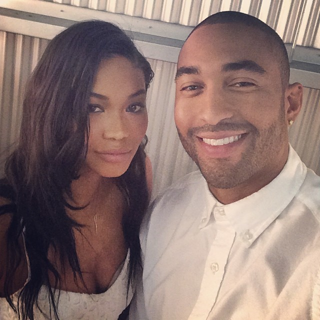 @chaneliman: Fun shoot day with @bmdc27
