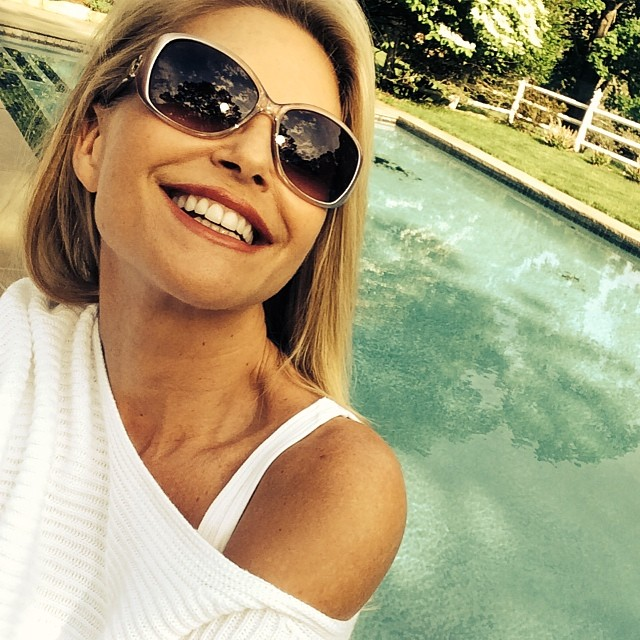 @christiebrinkley: Dont forget to check out #christiebrinkleyeyewear 's SPECIAL SUMMER Promotion (All sunglasses in our collection only 19.00) see for yourself ...we are located at the front of #Walmarts Vision Center!