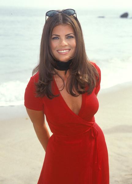 Yasmine Bleeth :: Getty Images