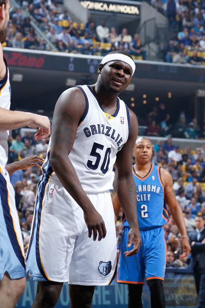 Zach Randolph :: Getty Images