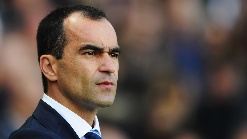 Everton has signed manager Roberto Martinez to a five-year extension after a highly successful first campaign in charge.