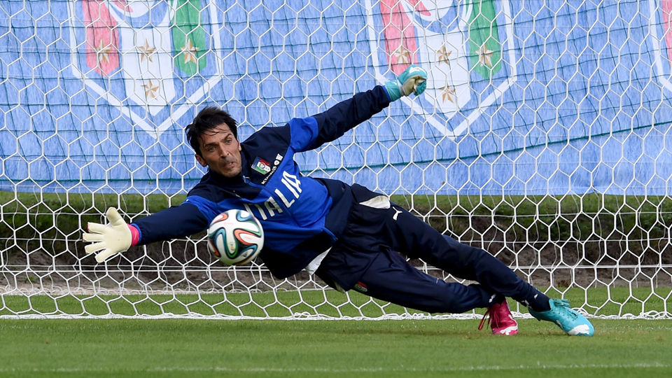 Italy veteran goalkeeper Gianluigi Buffon is set to miss the Azzurri's World Cup opener against England.