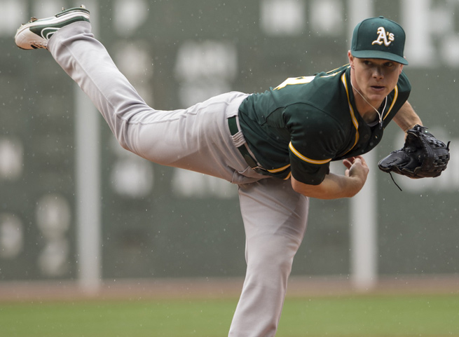Sonny Gray has a 1.91 ERA through his first seven starts and 47 innings with 40 strikeouts.