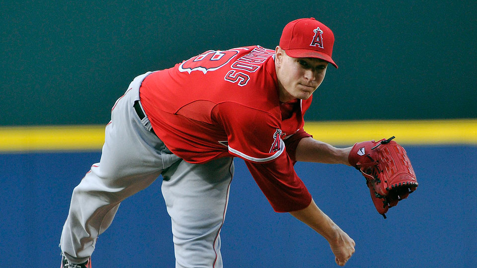 Garrett Richards has been outstanding for the Angels recently and fantasy baseball owners should take note.