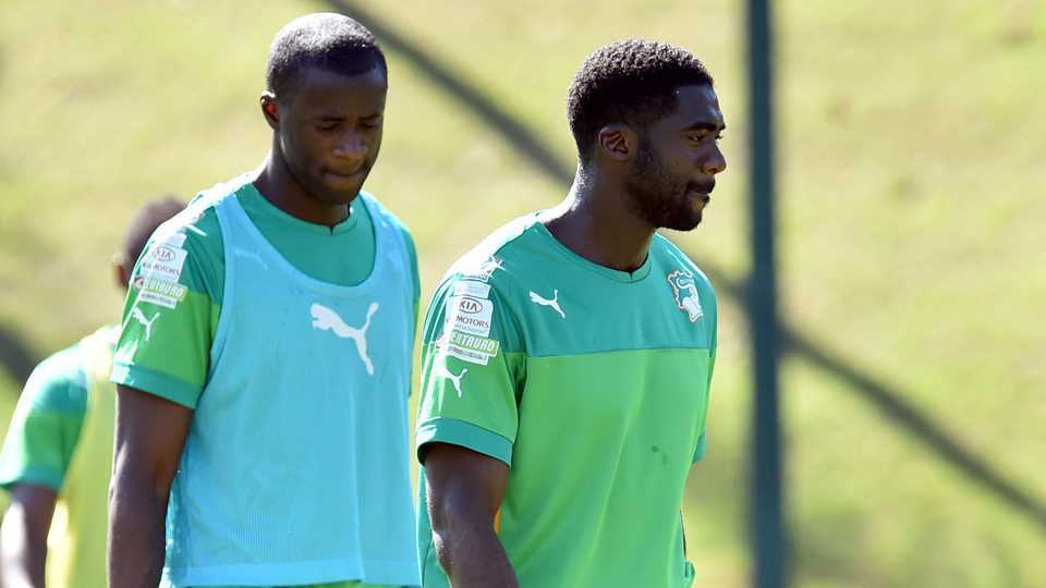 The younger brother of Ivory Coast veterans Yaya Toure, left, and Kolo Toure passed at 28 in Britain.